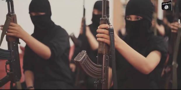 Des armes de la FN Herstal entre les mains du groupe Etat islamique - La DH