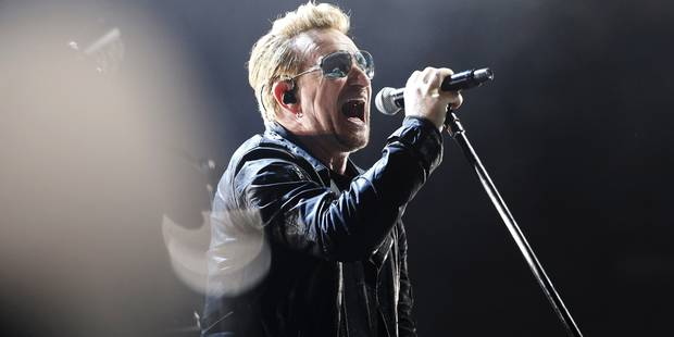 U2, inspiré par les attentats (VIDEO) - La DH