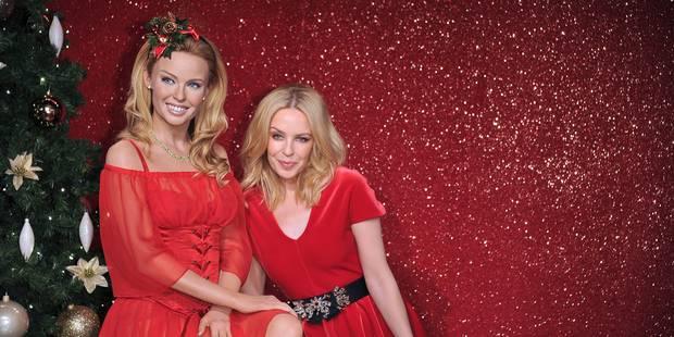Kylie Minogue: son double de cire fait peur à voir ! - La DH
