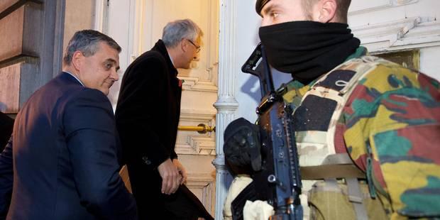 Etat islamique: la Belgique n'a reçu aucune demande formelle d'intervention en Syrie - La DH