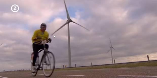 Les Néerlandais ont leur championnat de cyclisme vent de face (VIDEO) - La DH