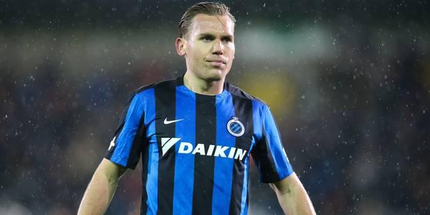 Ruud Vormer prolonge au FC Bruges - La DH