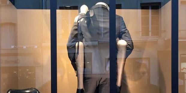 La vitrine de ce magasin vous choque-t-elle? - La DH