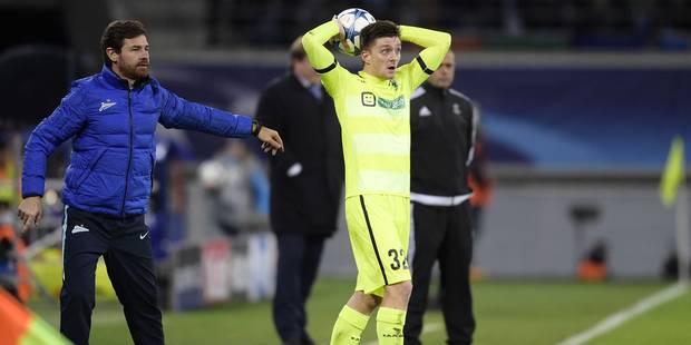 Villas-Boas allume l'arbitre après la défaite contre Gand - La DH