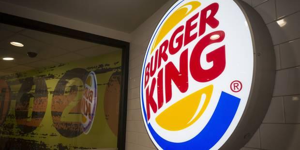Burger King autorisé à racheter Quick - La DH