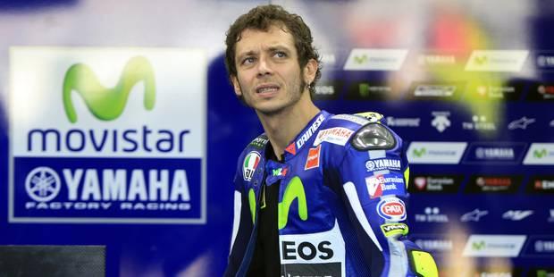 MotoGP: Valentino Rossi retire son appel devant le TAS - La DH