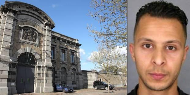 Salah Abdelslam a rendu visite à un détenu de la prison de Namur - La DH