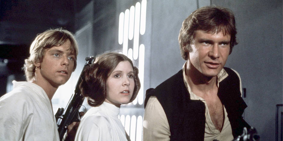 "Harrison, Carrie, Mark, Jake... Que sont devenues les vedettes de ""Star Wars""?"