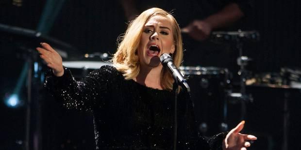 Voici le secret du succès de la chanteuse Adele - La DH