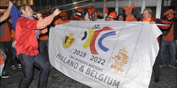 La Belgique et les Pays-Bas auraient aussi payé pour obtenir la Coupe du Monde ! - La DH