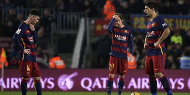 Liga: le Barça rejoint in extremis par La Corogne - La DH
