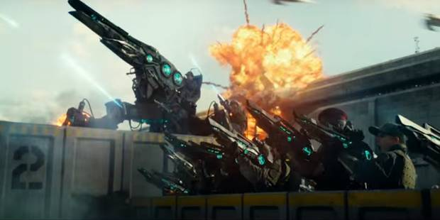 Une bande-annonce pour Independence Day: Resurgence - DH.be