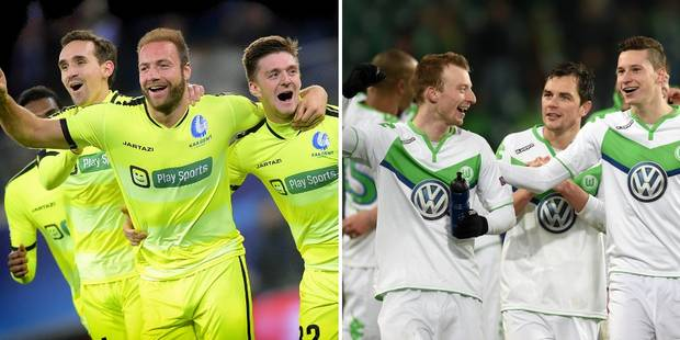 Champions League: La Gantoise hérite de Wolfsburg, le président De Witte espère un nouveau miracle - La DH