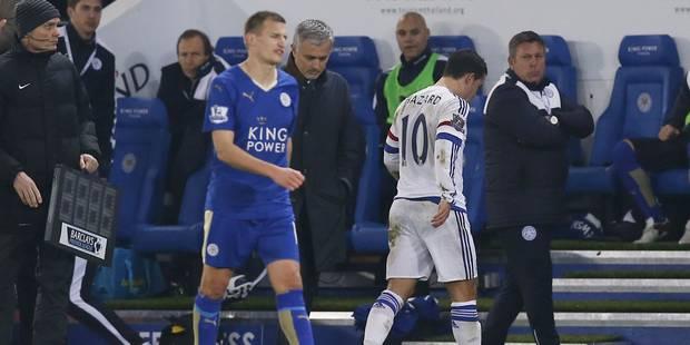 Nouveau coup de blues pour Chelsea, qui perd Eden Hazard! (VIDEOS) - La DH