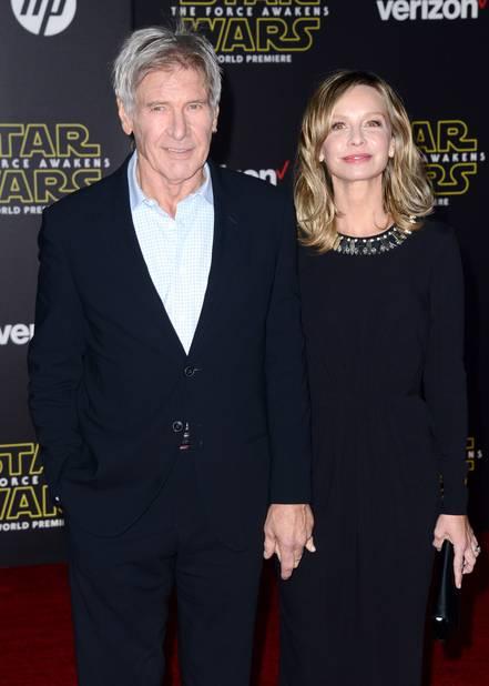 Harrison Ford et Calista Flockhart