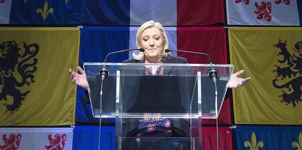 L'Elysée, rêve inaccessible de Marine Le Pen ? - La DH
