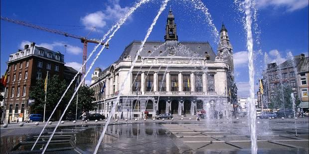 Charleroi: 500 agents en moins dans l'administration - La DH