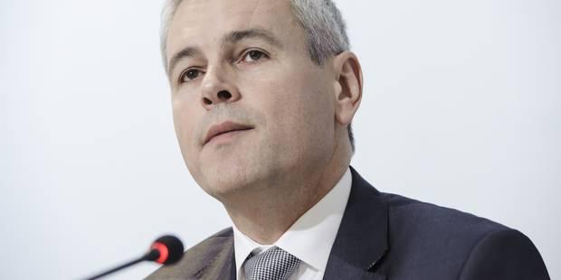 Le ministre wallon Lacroix réclame au Fédéral les recettes des infractions routières - La DH