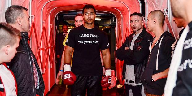 Boxe: Hervé Hubeaux, 105 kg de détermination - La DH