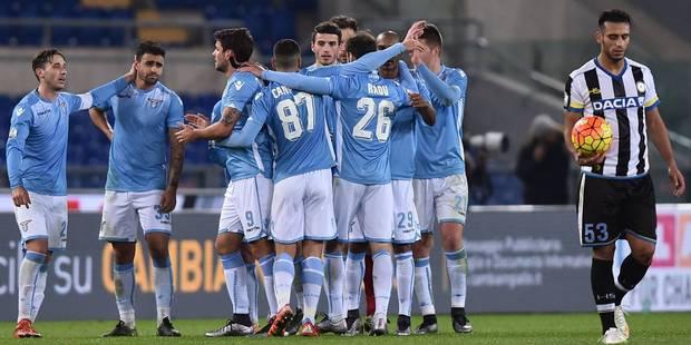 Coupe d'Italie: La Lazio et l'AC Milan en quarts de finale - La DH