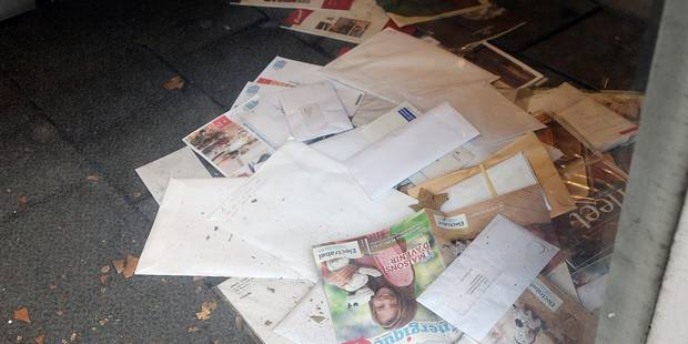 Le courrier abandonné de l'État - La DH