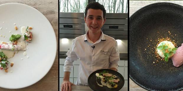 Martin Volkaerts dans votre cuisine - La DH