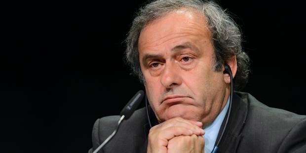 FIFA: l'avocat de Platini plaide devant l'instance internationale - La DH