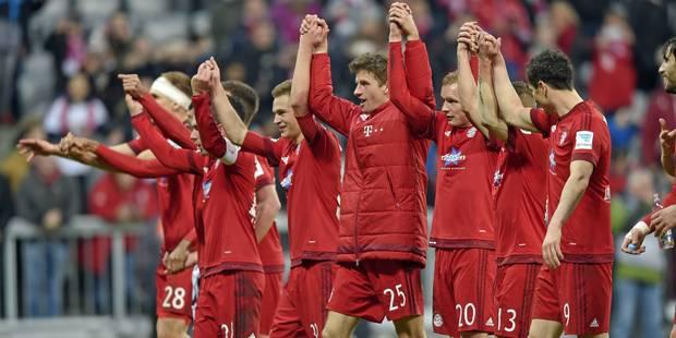 Müller, Boateng, Martinez et Alonso prolongent au Bayern - La DH