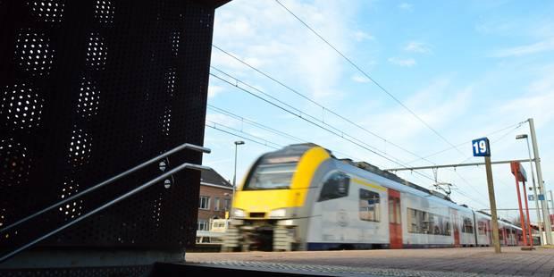 Découvrez les nouveaux trains de la SNCB - La DH