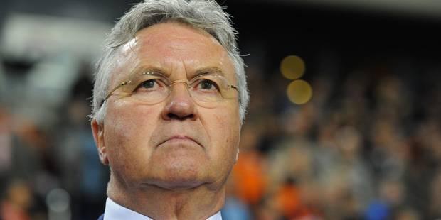 Guus Hiddink nouveau coach de Chelsea! (Officiel) - La DH