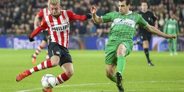 Belges à l'étranger: Maxime Lestienne n'a pas manqué son retour (VIDEOS) - La DH