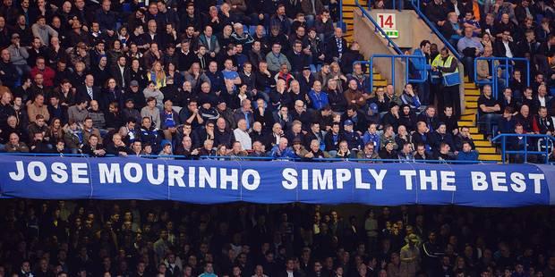 """""""Vous avez laissé tomber Mourinho"""" - La DH"""
