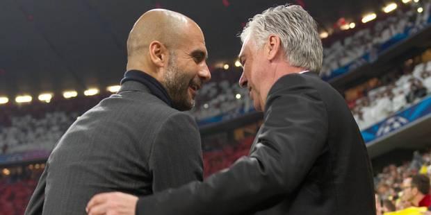 Guardiola quittera le Bayern en fin de saison, Ancelotti le remplacera - La DH