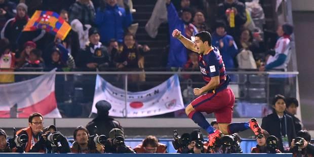 Le FC Barcelone remporte le Mondial des clubs pour la 3e fois (PHOTOS) - La DH