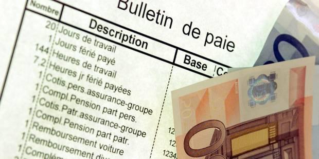 Les salaires belges ont cessé de déraper - La DH