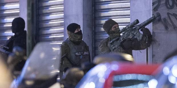Attentats de Paris: les deux personnes arrêtées à Laeken ce lundi ont été libérées - La DH