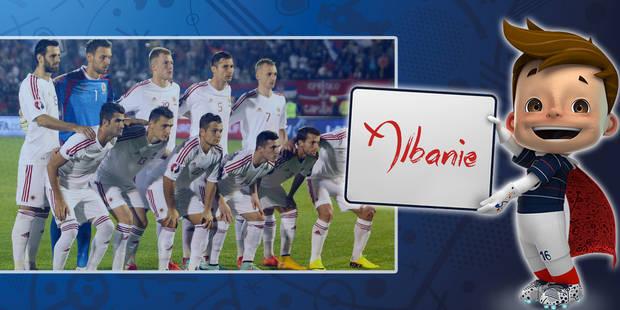 Euro 2016: L'Albanie tout en bloc - La DH