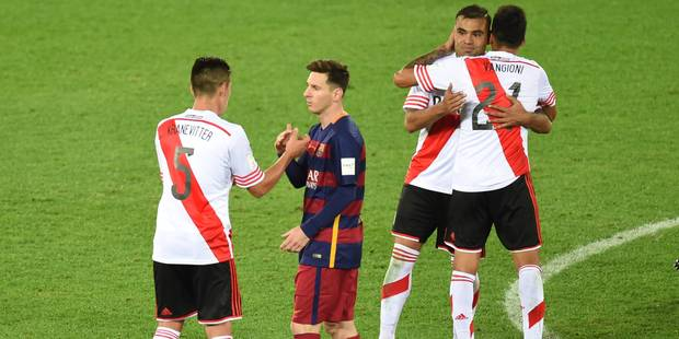 Mondial des clubs: Messi insulté et visé par un crachat à son départ du Japon - La DH