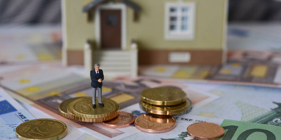 Hausse de 2,41 % des prix de l'immobiler en Wallonie (INFOGRAPHIE) - La DH