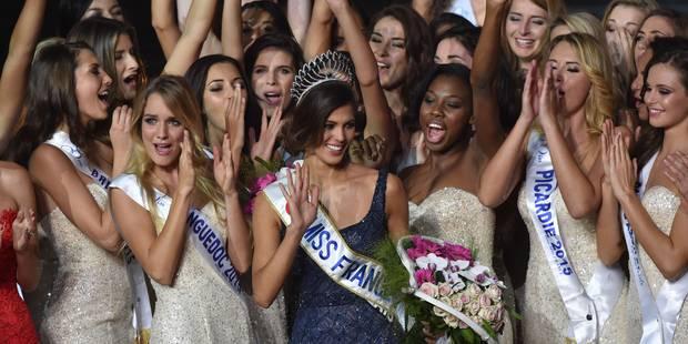 Miss France 2015 et Flora Coquerel répondent aux accusations de racisme autour du concours - La DH