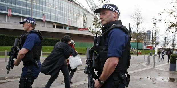 Terrorisme: un homme arrêté à Londres - La DH