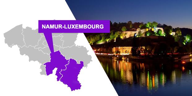 Rétro 2015: 5 bonnes nouvelles en Namur/Luxembourg - La DH