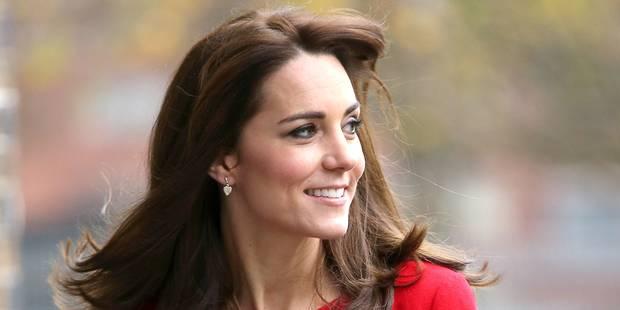 """Kate Middleton n'en peut plus de sa """"coiffure de maman"""" - La DH"""