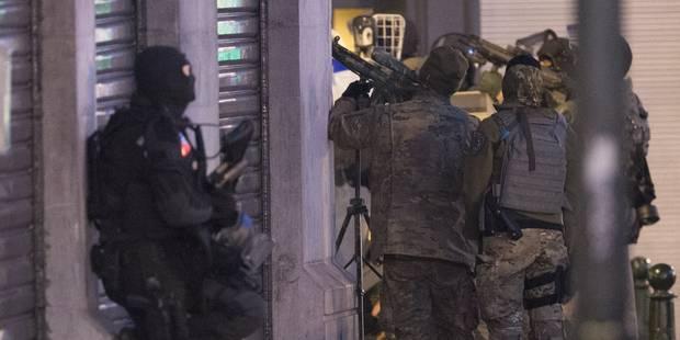 Attentats de Paris : Voici les 9 personnes actuellement en détention en Belgique - La DH