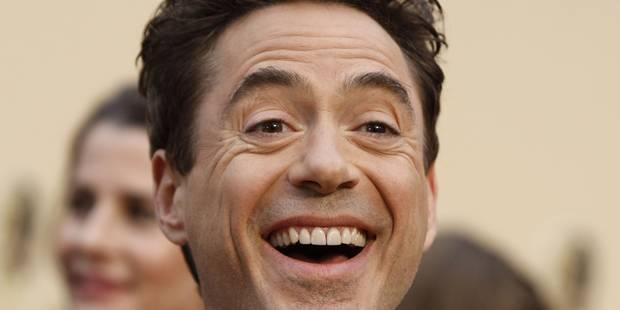 L'acteur américain Robert Downey Jr. gracié dans une affaire de drogue - La DH