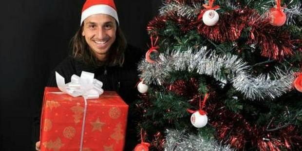 Le Noël des stars du ballon rond - La DH