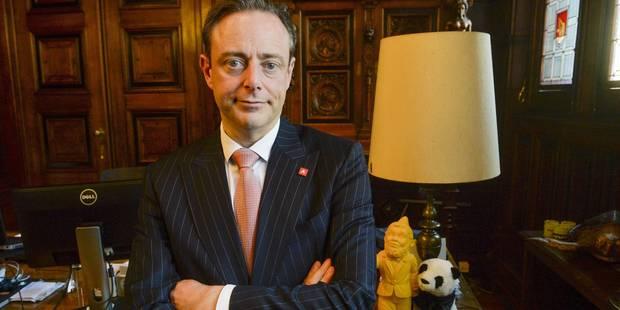 """De Wever: """"Mon mandat court jusqu'en 2017, après j'arrête"""" - La DH"""