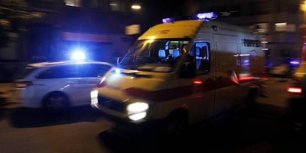 Panique sur l'autoroute: un conducteur fantôme cause une demi-douzaine d'accidents - La DH