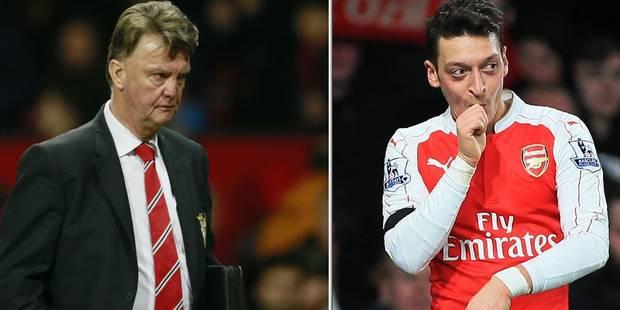 Premier League: Arsenal au pouvoir, van Gaal en sursis - La DH