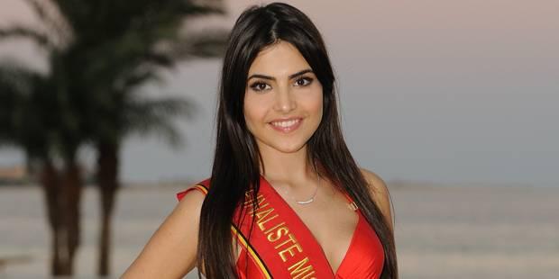 Portrait de nos miss: Leïla, la Miss sosie de Zeynep Sever - La DH